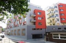 Neubau einer Wohnalage in Jena