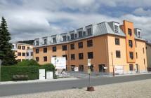 Neubau Seniorenwohnheim