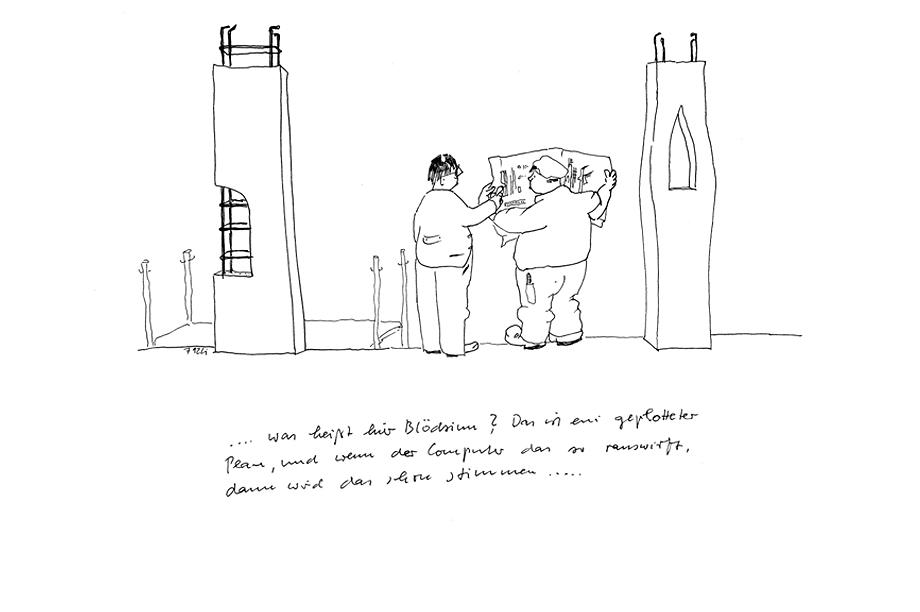 Statik im Hochbau und Ingenieurbau