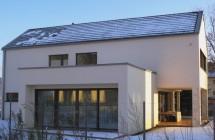 Neubau EFH in Jena