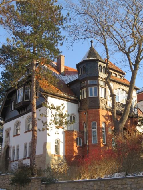 Villa in Jena