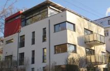 Neubau MFH in Jena / Fritz – Krieger – Str.