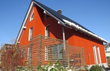 Neubau EFH in Jena OT Isserstedt