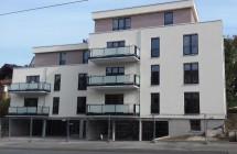 Neubau Mehrfamilienwohnhaus